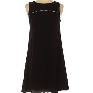 LULU'S Black Swing Dress